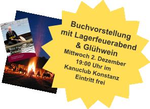 Lesung und Buchvorstellung in Konstanz